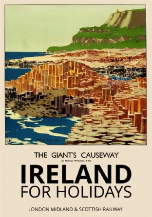 Ireland  - The Giant's Causeway